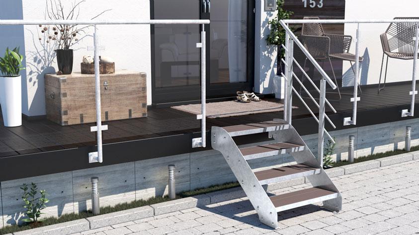 Treppen-Vision - Außentreppe kaufen